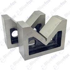 Cast Iron V Block 3x 1 14 X 2 14 Inch Vee Block 75 X 56 X 31mm Set Of 2 Pc