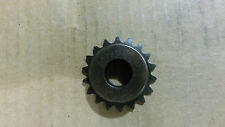 25B18 18T  Sprocket ½ Bore