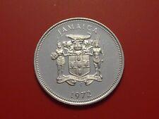 Jamaica 10 Cents, 1972  Proof