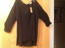 River Island Polyester 3/4 Sleeve Tops & Shirts for Women