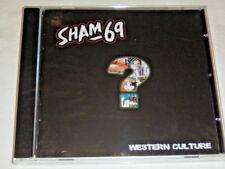 CD Sham 69 Western Culture (2007) NEU OVP Sealed - 1