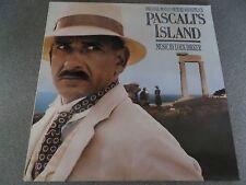 PASCALI'S ISLAND ~ Soundtrack LP Loek Dikker