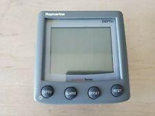 Raymarine ST60+ Depth Display A22002-P w/ Cover