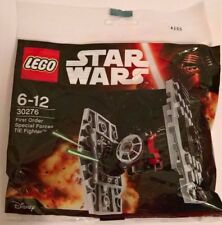 LEGO STAR WARS - FIRST ORDER SPECIAL FORCES TIE FIGHTER 30276 in Sealed Polybag