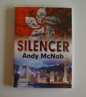 Silencer - by Andy McNab - MP3CD - Audiobook