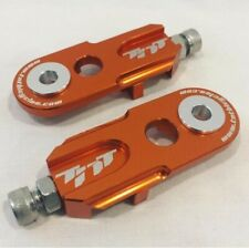 TNT Bicycle BMX Chain Tensioner Orange