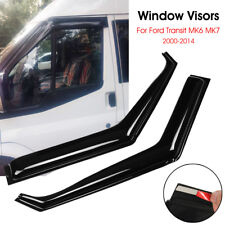 Vehicle Parts & Accessories 2 X VW CRAFTER WIND DEFLECTOR FRONT RIGHT LEFT DOOR RAIN SMOKE DEFLECTOR 06-15 Exterior & Body Parts