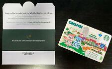 Starbucks Singapore Nostalgia 2020 Card [FREE SHIPPING]