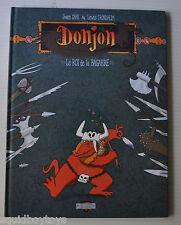 Donjon Le Roi de la Bagarre Bd French Comic Book Joann Sfar / Lewis Trondheim