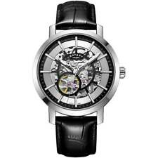 Rotary Men's Greenwich Skeleton Automatic Watch GS05350/02