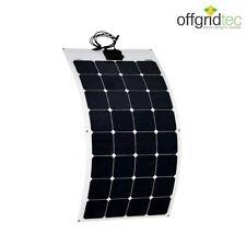 Pannello solare flessibile 100 W 12V camper barche