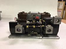 CUTLER-HAMMER MODEL #6-186-5 NUMBER 858 CONTACTOR USED
