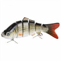 Multi-Joint Segment Swimbait Lures Fishing Bass Bait Fish Lures Crankbaits Hooks