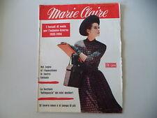 MARIE CLAIRE 41/1955 - RIVISTA DI MODA