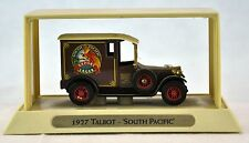 """1927 Talbot """"South Pacific"""". YGB10. Models of Yesteryear. Great Beers. Model."""