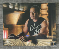 CHRISTOPHER JUDGE signed autographed 8x10 Photo STARGATE  SG-1 TEAL'C