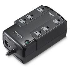 CyberPower CP350SLG Standby Desktop UPS 350VA 255W 6x NEMA 5-15R 110V-120V