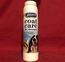 Grooming Deodorise Dry Powder Shampoo Cats Kitten Cleans Conditions Freshens