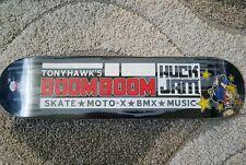 New Tony Hawk Skateboard Deck Boom Boom Huck Jam