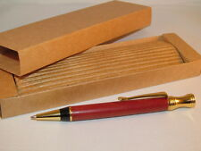 Personalized Laser Engraved Gold Accent Rosewood Pen Nice Practical Gift