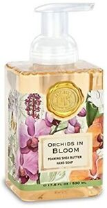 Michel Design Works Orchids in Bloom Foaming Shea Butter Hand Soap