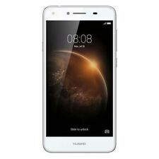 Huawei White Bar Mobile Phones