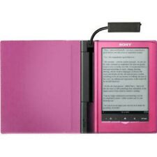Book Cover For Sony e-book Reader  PRSA-CL35-P Official Light Pink NEW