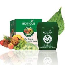 Biotique Fruit Whitening Lip Balm 12 Gm free shipping