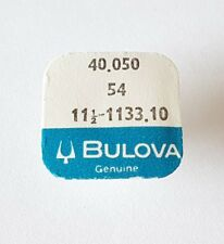 Bulova 1133.10 # 54 Balance Complete New Factory Sealed