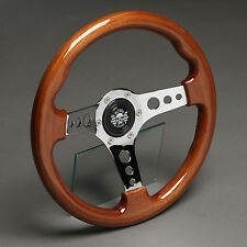 Holzlenkrad Sportlenkrad 330mm Nabe Alfa Romeo Giulia GT GTA 1300 1600 Junior