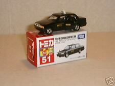Tomica Toyota Crown Comfort Taxi 51-F-1