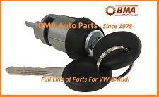 VW/AUDI IGNITION LOCK CYL. With KEYS - 357 905 855 B / 357 905 855 BBR