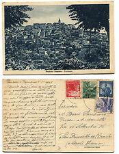 PONZANO ROMANO, PANORAMA, OTT 1949, L1 + L3 + L5 + L6 DEMOCRATICA     m