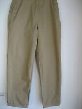 Vintage Pantalon T 40 Active Wear Coupe Classique 100 % Coton En Parfait Etat