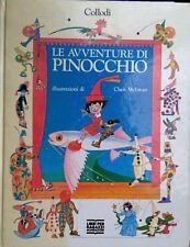 Collodi, Le avventure di Pinocchio - Illustraz. Chris McEwan, Mondadori