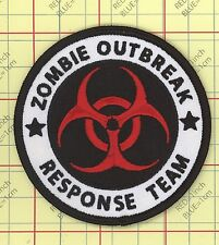 """ZOMBIE OUTBREAK RESPONSE TEAM PATCH best quality 3"""" hunting kill unit Morale"""