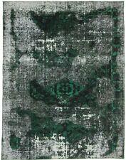 Designer Vintage Picasso Look Jean Wash Perser Teppich Orientteppich 2,68 X 1,88