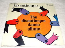 "Tony Mottola/ Dick Hyman/ Others ""Discotheque Dance Album"" 1966 Jazz LP, SEALED!"