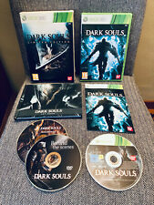 DARK SOULS LIMITED EDITION XBOX 360 ONE X MICROSOFT LIVE GOLD PAL COMPLETO