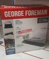 George Foreman - Electric Grill - Platinum