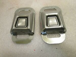 70's, 80's, 90's FORD Seat Belt Buckle OEM ***QUANTITY 2***