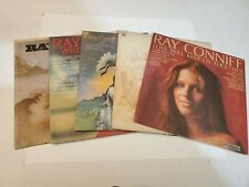 Ray Conniff Song Writer Singers Orchestra Record Albums Vinyl - Lot of 5
