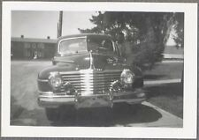 Vintage Car Photo 1942 Dodge Automobile 722445