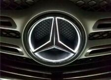 Illuminated LED Light Grille Star Emblem Badge For Mercedes Benz 2011-2016