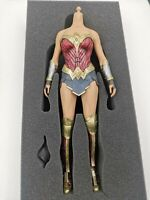 Hot Toys HT MMS359 1/6 Scale Wonder Woman Action Figure Body 1.0 BVS 12in. New