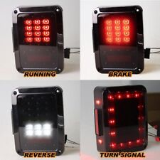 LED Rear Tail Light Brake Turn Signal Reverse For 07-16 Jeep Wrangler JK Right