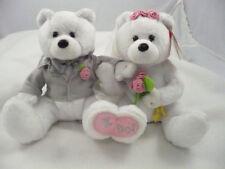 "Ty Beanie Babies Wedding Couple ""We Do""  shower or wedding decoration gift"