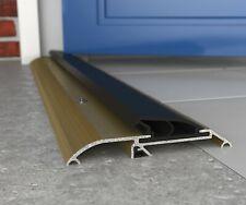 Exitex Threshex Door Sill 933mm/1220mm Silver/Gold 14-17mm Under Door Clearance