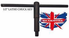 """1/2"""" Tour Universel Chuck Key for English tour machine outils de bonne qualité"""