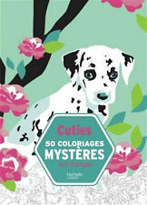 Adult Colouring Book French By Number Puzzle Hidden Images Memories of Childhood